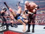 ملعب جامعة الملك سعود يحتضن منافسات WWE