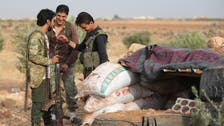 Most heavy arms out of planned Syria buffer zone, monitor says