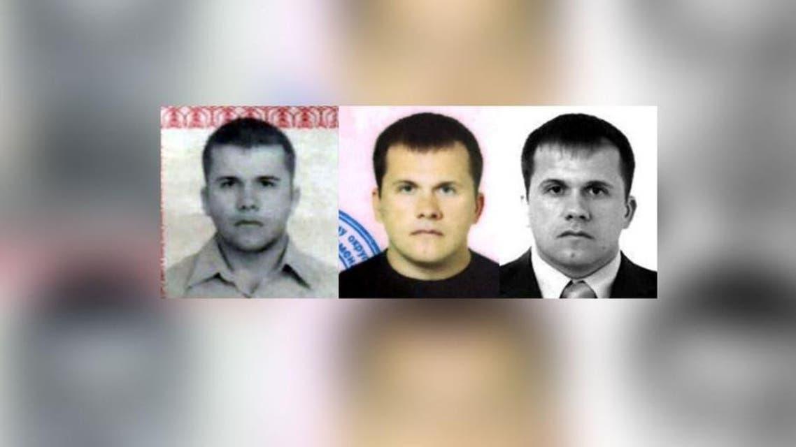 Russian agent attacker