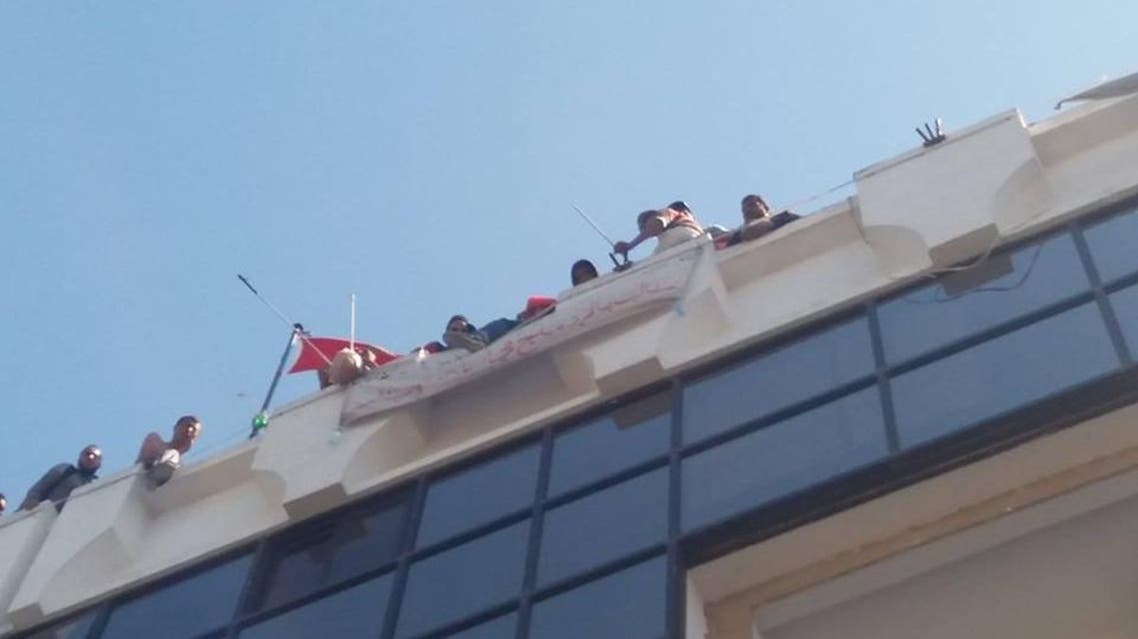 Blind man falls to his death while protesting on ministry rooftop in Morocco