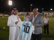 قصي الفواز يشارك في مؤتمر دبي الرياضي العالمي