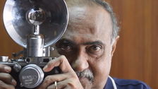 VIDEO: Meet Indian with the world's largest camera collection