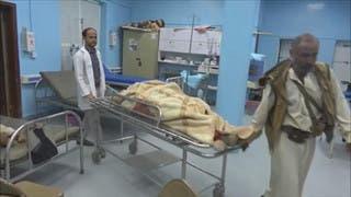 قناص حوثي يقتل امرأة حبلى في الجوف