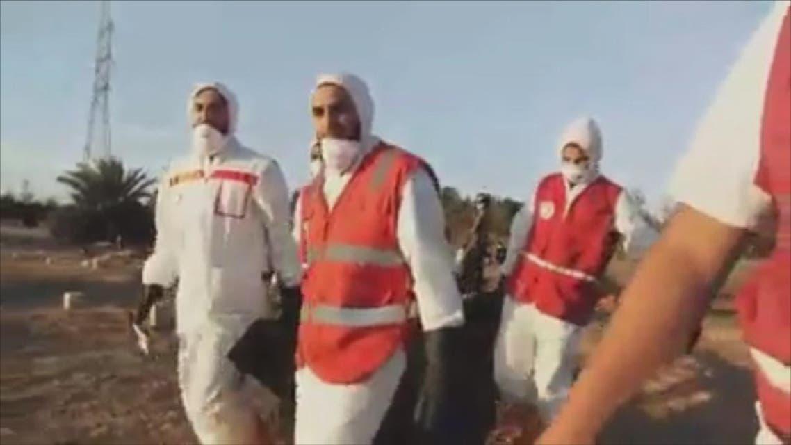 THUMBNAIL_ ليبيا .. انتشال 100 جثة من مقبرة جماعية جنوب سرت