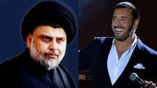 Iraq's al-Sadr calls for singer Kathem al-Saher's song to become national anthem
