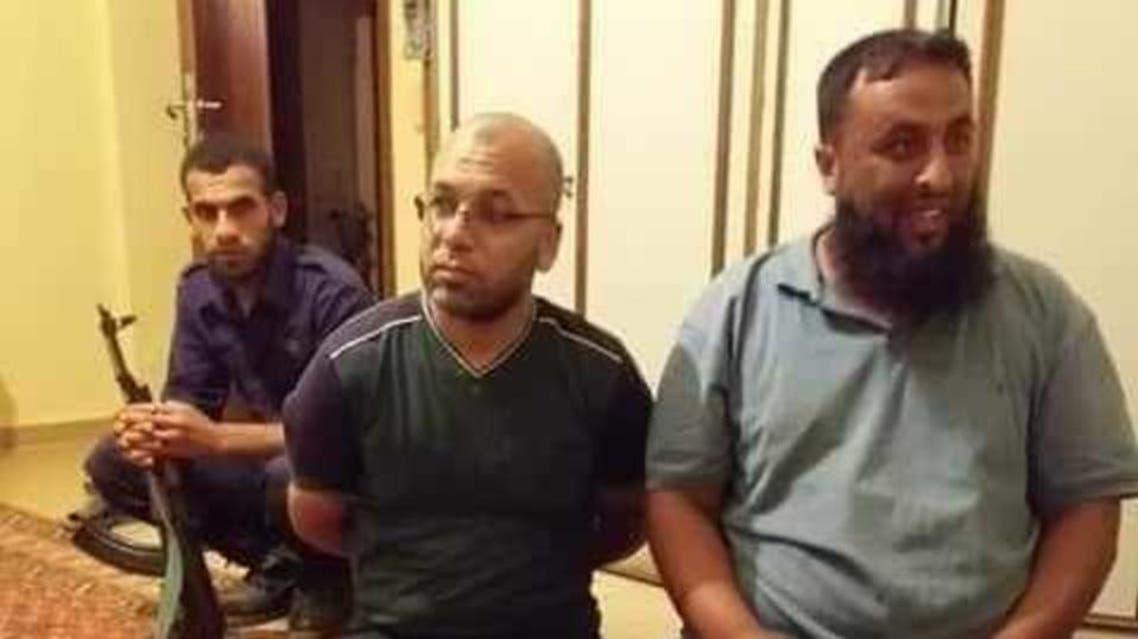Egypt Ashmaway bodyguard libya al qaeda (Supplied)