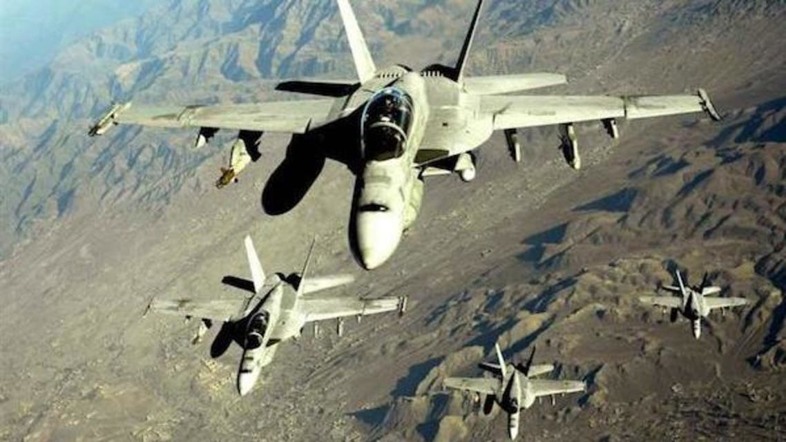 قصف أميركي أفغانستان