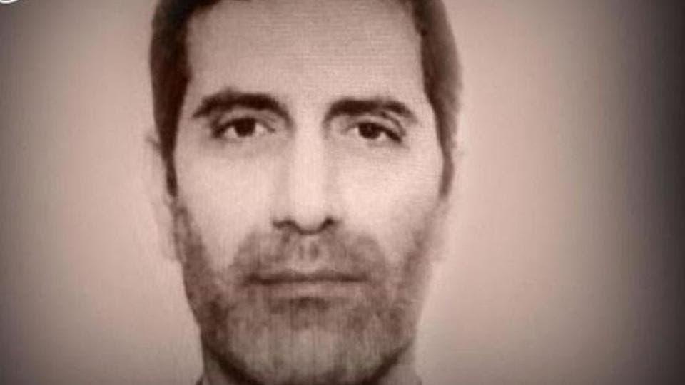 Iranian diplomat Assadolah Assadi. (Supplied)
