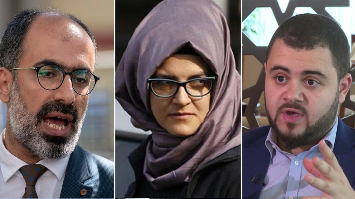 The link between 3 figures behind the Jamal Khashoggi mystery