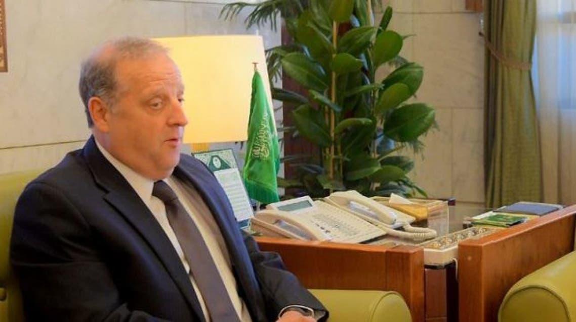 سفير كندا السابق لدى الرياض دينيس هوراك