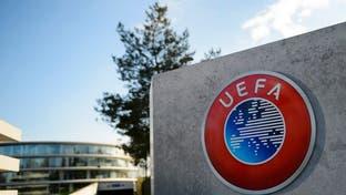 يويفا يعلق مباريات المنتخبات ودوري أبطال أوروبا