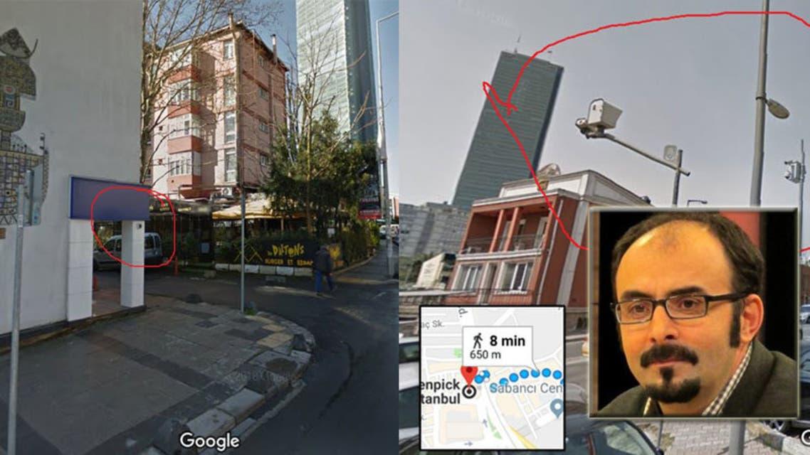 الكاميرات بطول الشارع من الفندق إلى القنصلية.. وفي الإطار الأكاديمي التركي إيمري أوزلو