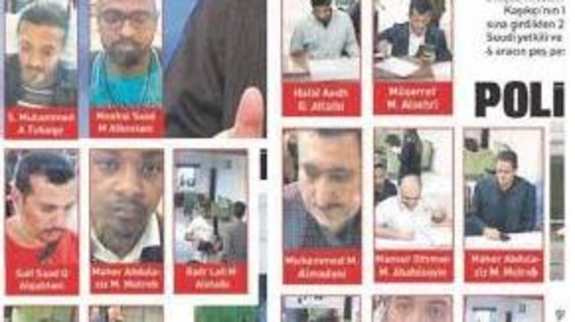 Saudi tourists Khashoggi. (Supplied)