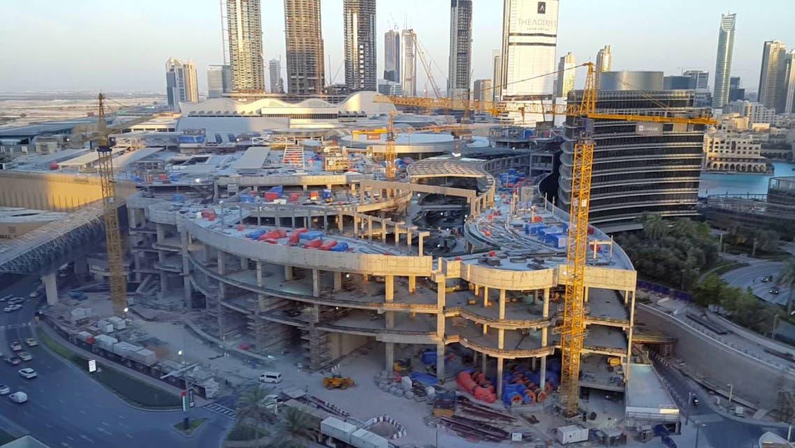 إنشاءات الإمارات دبي