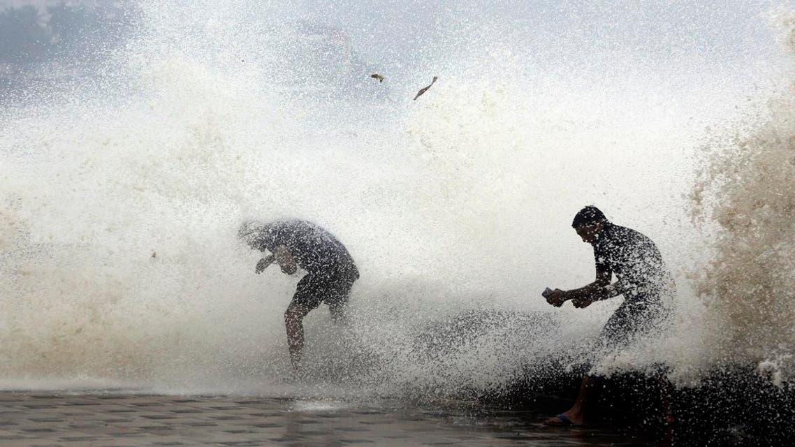 India cyclone. (File photo: AP)
