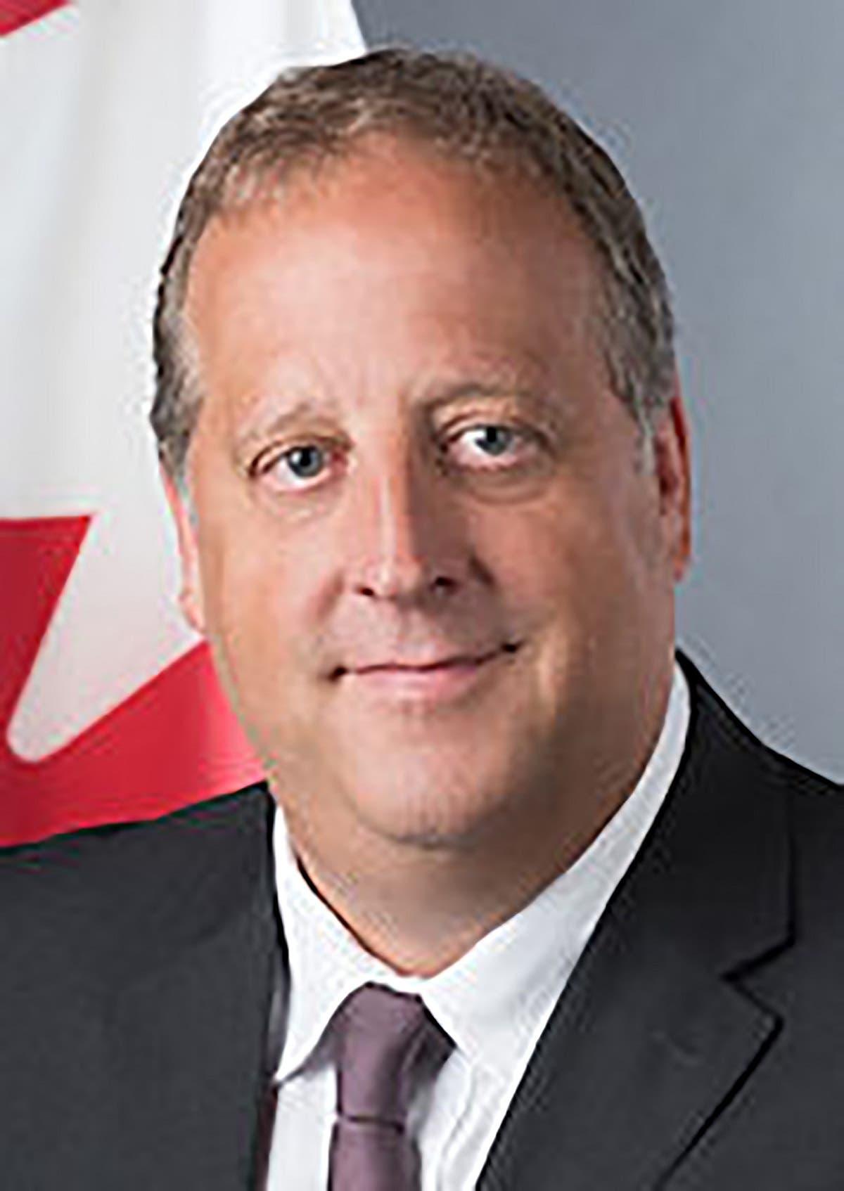 Dennis Horak. (AFP)