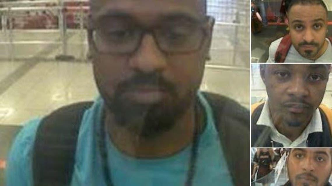 المسافرون السعوديون بمطار أتاتورك