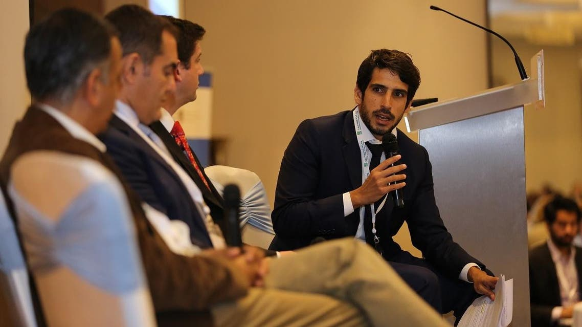 The first panel discussion at the 7th Annual Emirates Green Building Council Congress. (Supplied)
