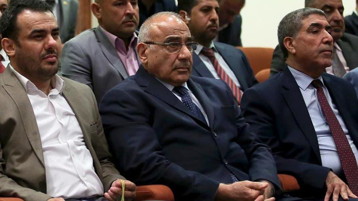 Abdul Mahdi Iraq PM-designate (supplied)