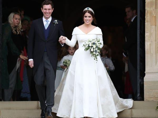 من كانت الأكثر أناقةً في حفل زفاف الأميرة أوجيني؟