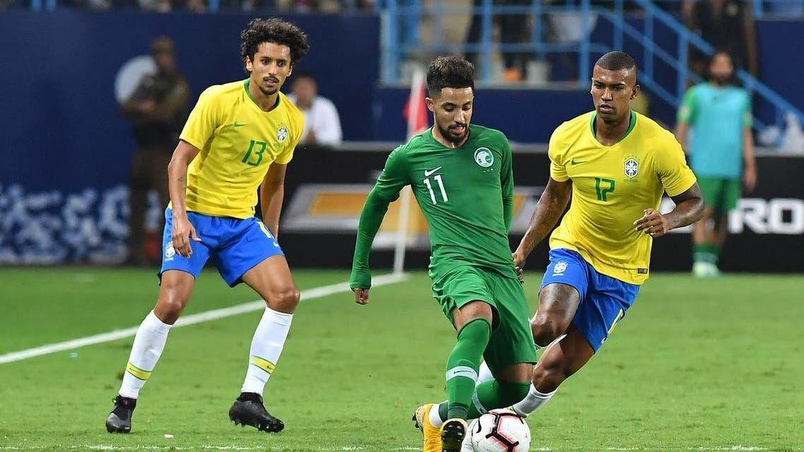 الأخضر البرازيل