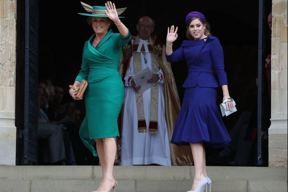 9fd147cd 4c59 4c20 b786 7369d3e7a9a5 زفاف ملكي جديد ،حفيدة اليزابيث تدخل القفص  الذهبي  وميغان وكيت  تتنافسان!!!!!