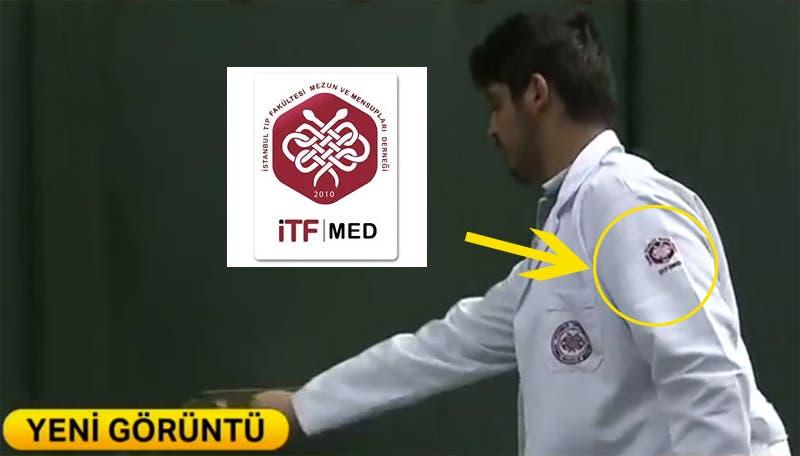ابن القنصل كان عائدا الى البيت،  في ملابس ممهورة بشعار كلية الطب، حيث يدرس بجامعة اسطنبول