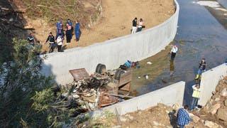 مقتل 22 مهاجراً إثر انحراف شاحنة في إزمير بتركيا