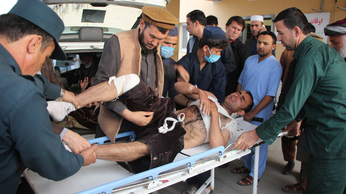 أفغانستان - تفجير