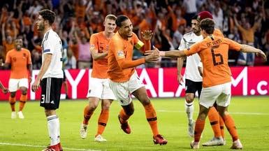 فان ديك: منتخب هولندا عاد إلى مكانه الطبيعي