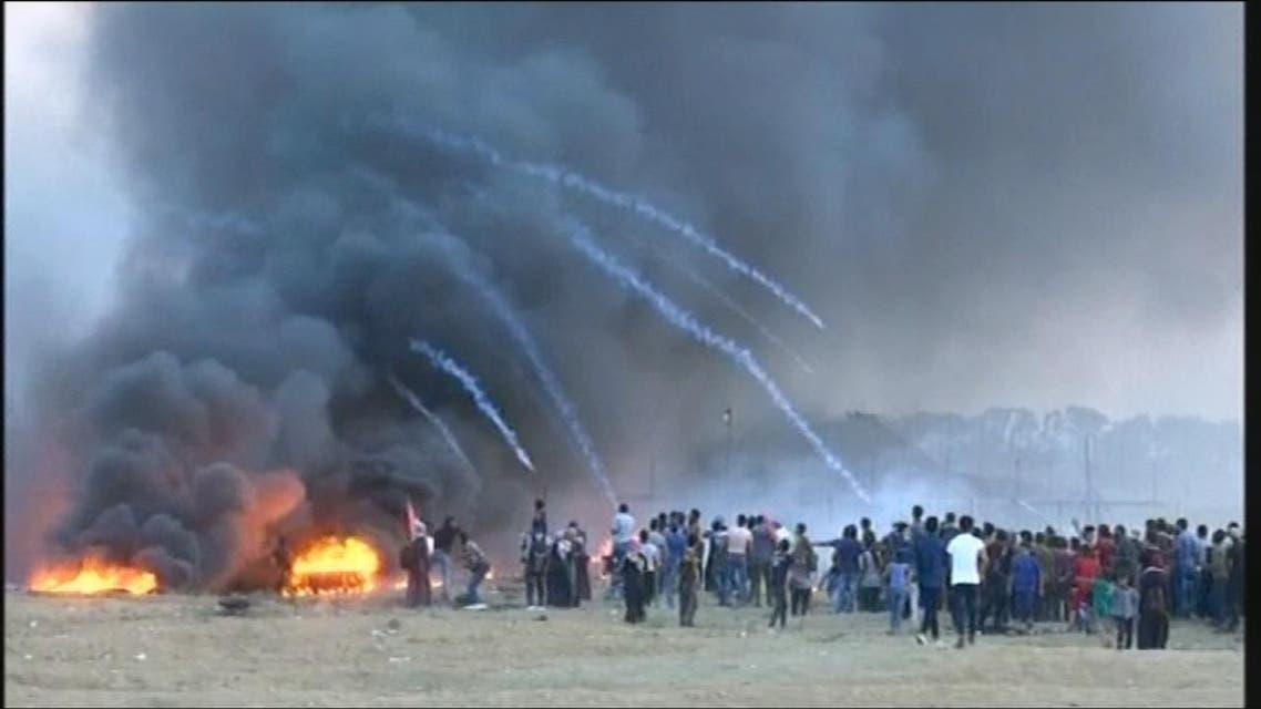 THUMBNAIL_ نتنياهو يتوعد حماس بضربات ساحقة في غزة