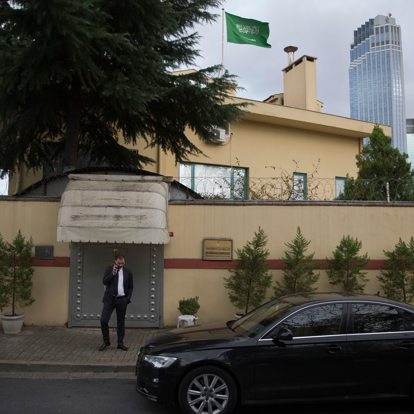 مسؤول سعودي: خاشقجي توفي بالقنصلية نتيجة خطأ من مفاوضيه