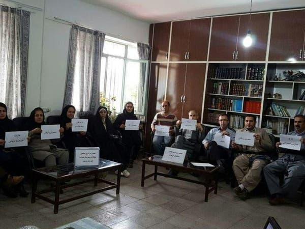 إيران.. جولة ثانية من إضراب المعلمين في 26 مدينة