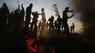 """نتنياهو يتوعد حماس بـ""""ضربات قوية جداً"""" وموجعة"""