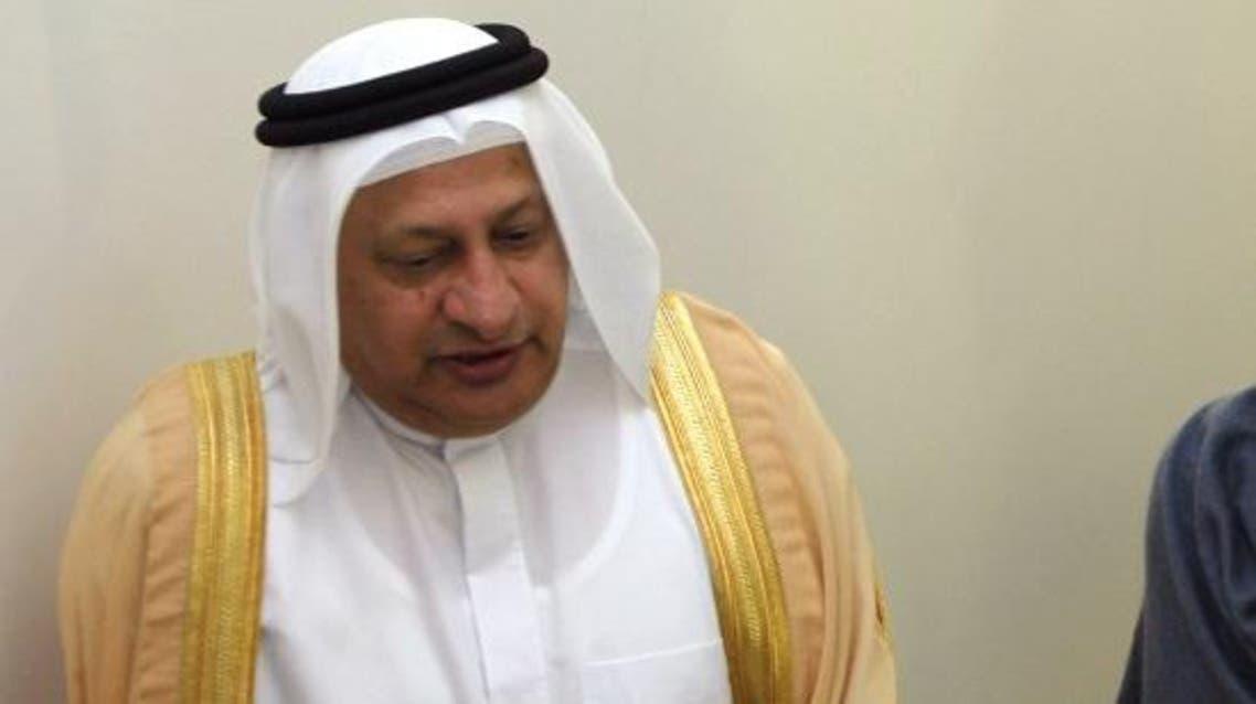 Hassan bin Ali Qatari businessman. (AFP)