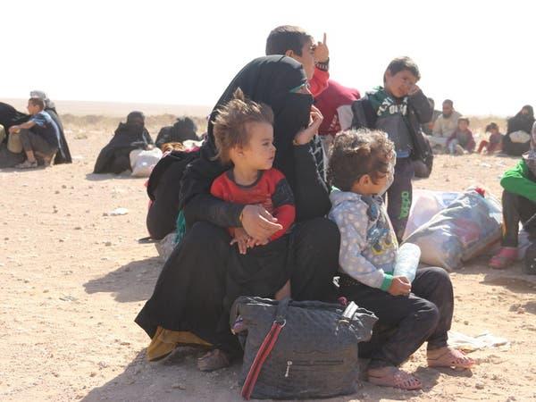 فرار أكثر من 12 ألف شخص من جيب داعش الأخير بدير الزور