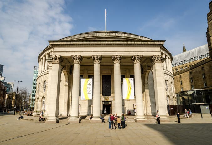 The event will be held at Manchester Central Library as part of the Manchester Science Festival. (Supplied)