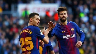 برشلونة يتلقى ضربة جديدة قبل قمة الإنتر والكلاسيكو