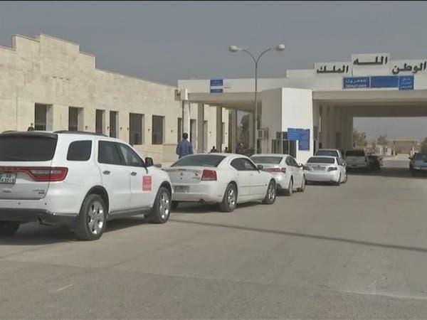 اتفاق لإعادة تشغيل معبر جابر الحدودي بين الأردن وسوريا