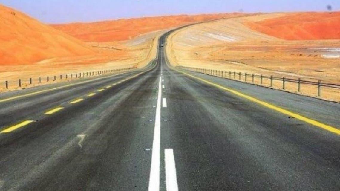 جسر السعودية عمان
