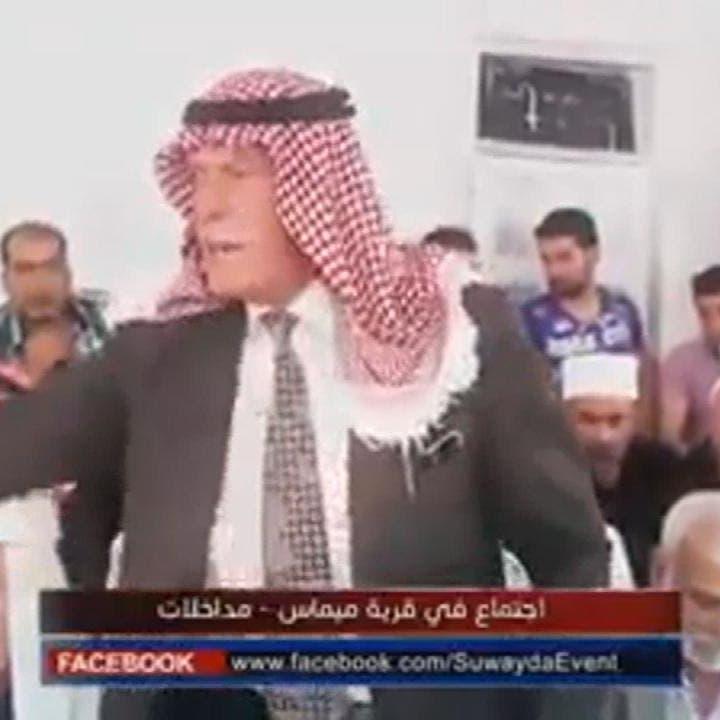 ماهر الأسد يوفد ضبّاطاً إلى السويداء.. شاهد ماذا حصل؟