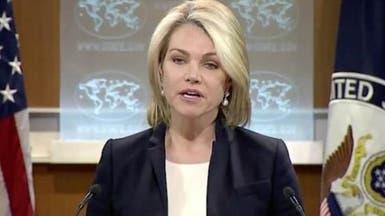 واشنطن: نؤيد شعب إيران في التعبير عن مطالبه المشروعة