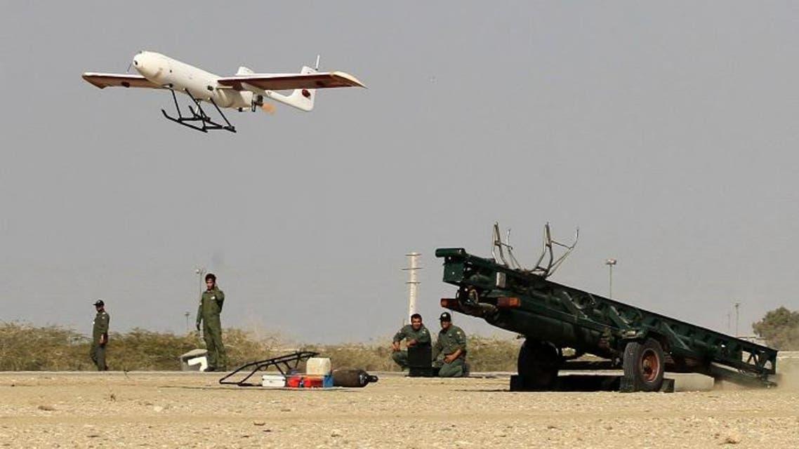 Iran drone (File photo: AFP)