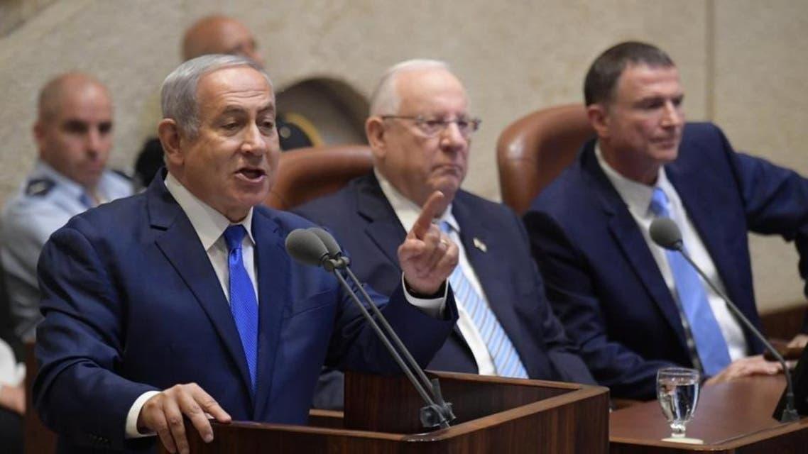 بنیامین نتانیاهو: این روزها در سوریه علیه ایران گامهای نظامی بر میداریم