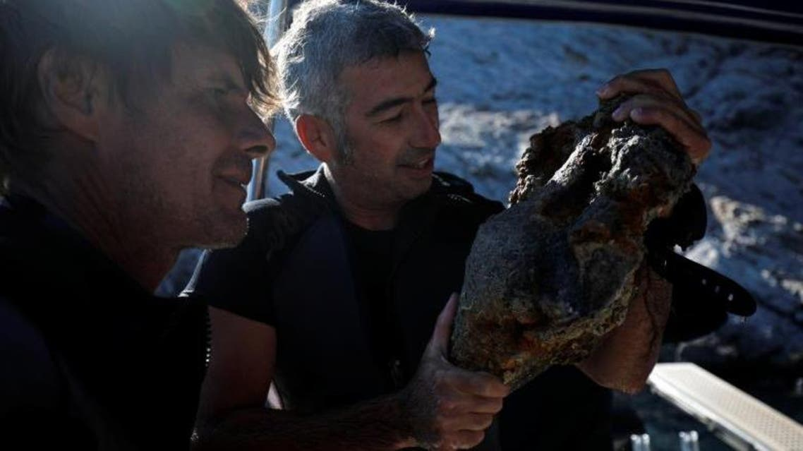 Shipwrecks tell tale of ancient Greek trade routes
