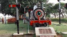 WATCH: Pakistan's oldest train, railway station tell tales of the British Raj