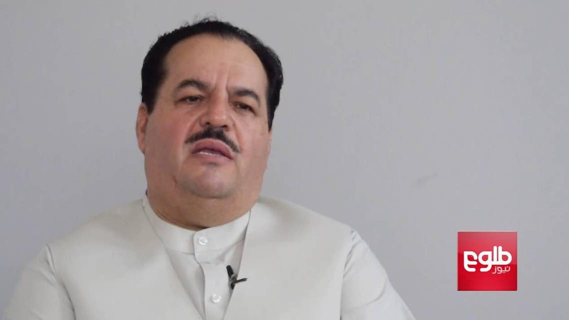 The Taliban claimed responsibility for the attack on Jabar Qahraman, who was running for the southern province of Helmand. (Supplied)