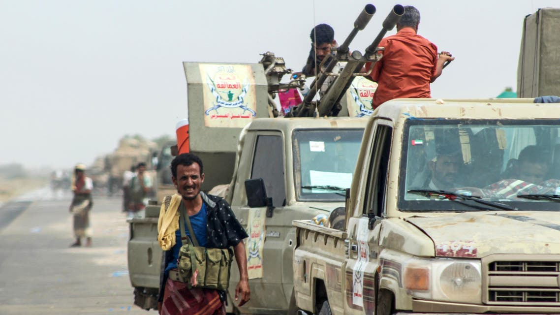 الجيش اليمني - اليمن - آليات تابعة للجيش اليمني 3