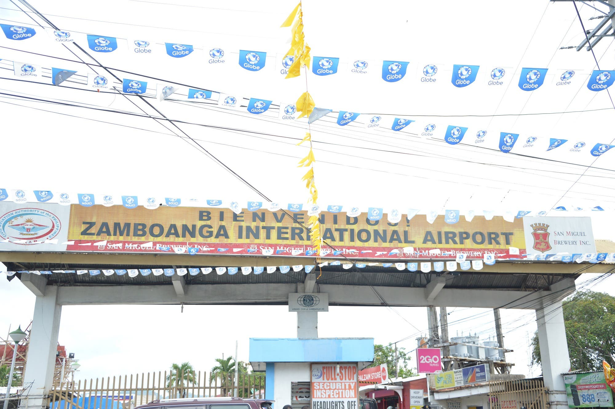 The Zamboanga International Airport in the Southern Philippines remains to be the gateway of Muslim-Filipino professionals in Mindanao to Middle East. (Supplied)