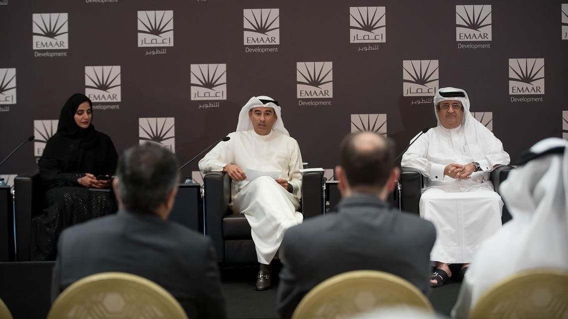 Emaar Development general meeting approved a special cash dividend. (Supplied)